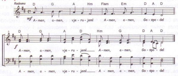 Pjesme za razna slavlja Pjesme za razna slavlja