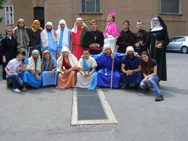 Youth Festival in Zrinjevac