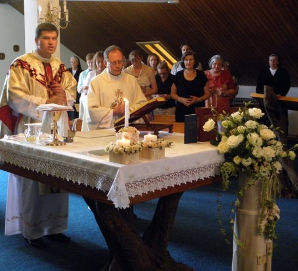 First vows s. Marije