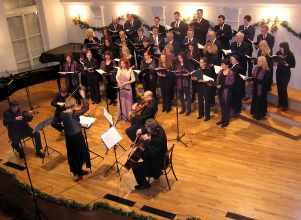 Collegium pro musica sacra Collegium pro musica sacra