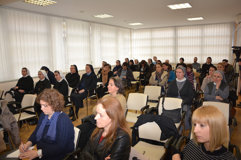 Konferencija za novinare u povodu Dana posvećenog života