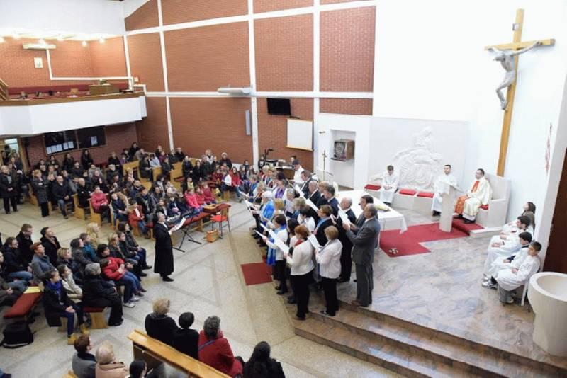 Crkva, Retfala