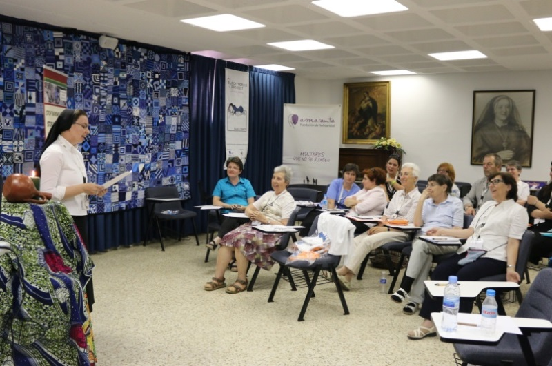 Godišnja edukacija članica i članova RENATE u Madridu