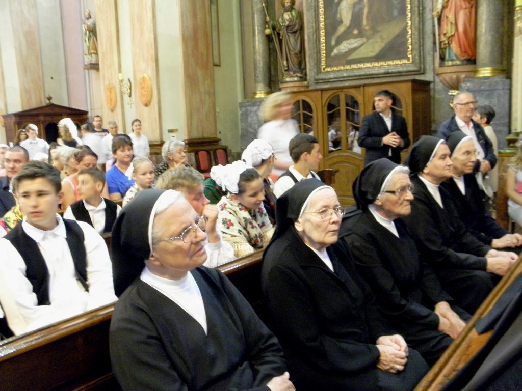 U subotičkoj katedrali zahvalna sv. misa