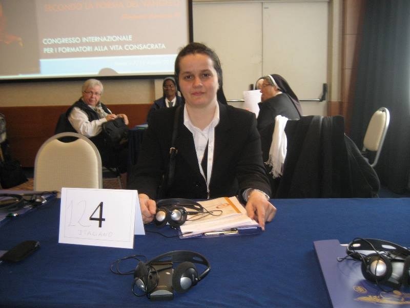 Međunarodni kongres za odgojitelje u posvećenom životu