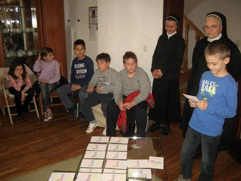 Adventski susret u samostanu