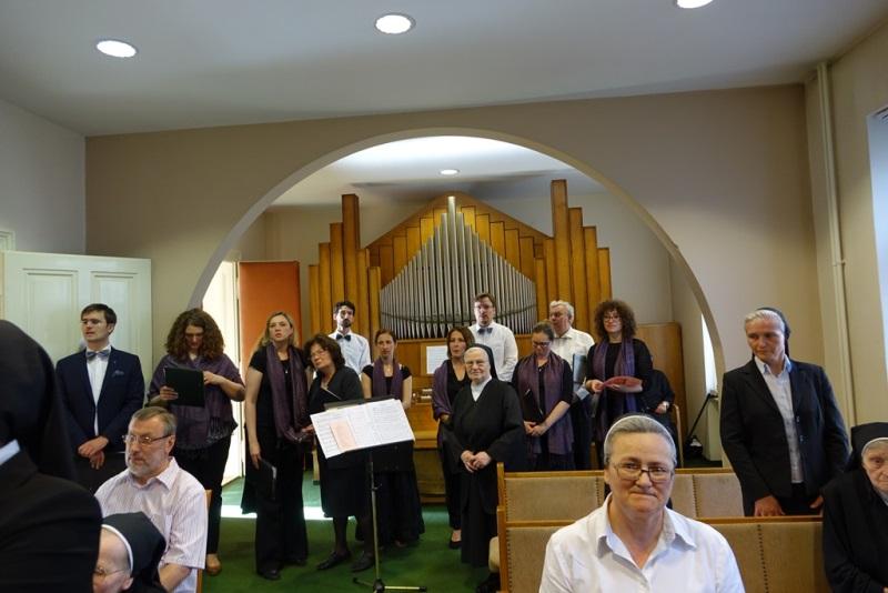 Collegium pro musica sacra