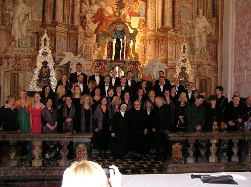 Vjera kao pjesma - Collegium pro musica sacra