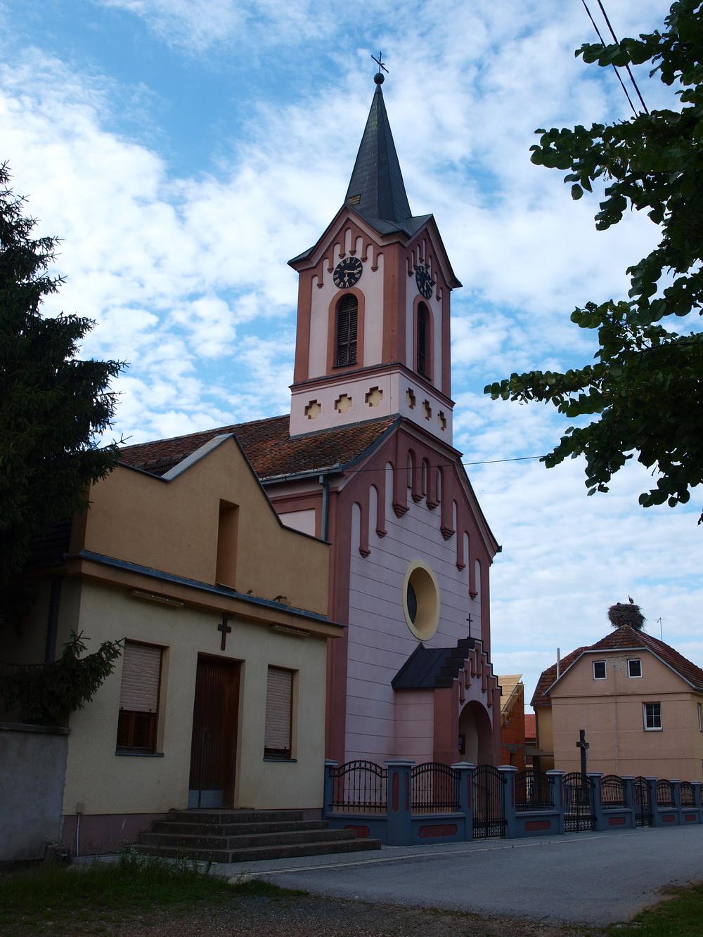 Crkva (davor)