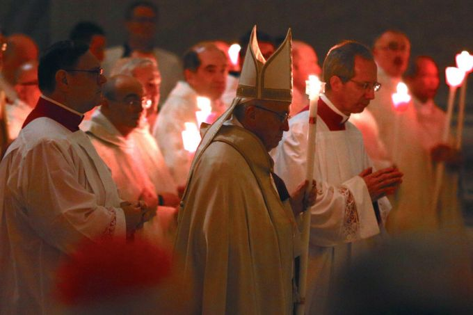 Be thankful – Pope Francis' message at end of Year for Consecrated Life